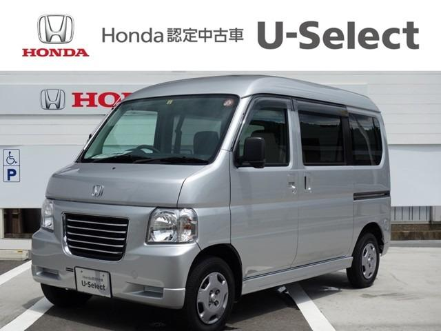 ホンダ ベースグレード 5MT 4WD CDデッキ