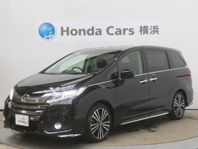 ホンダ アブソルート・EX ワンオーナーMナビリア席モニター