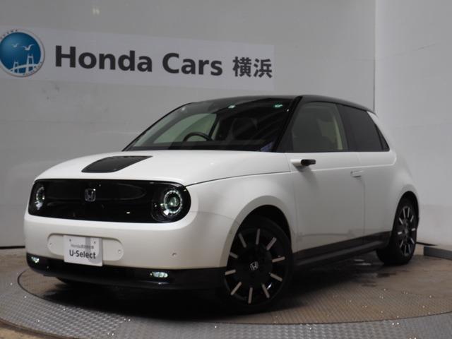 Honda e(ホンダ) アドバンス 当社デモカーMナビHonda SENSING 中古車画像
