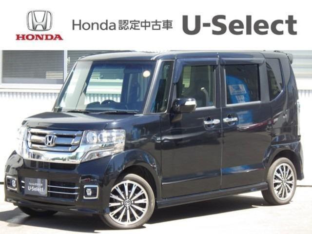 ホンダ G・ターボLパッケージ 4WD ワンオーナー 社外ナビ 純正エンスタ