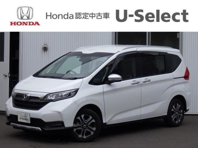 ホンダ クロスター・ホンダセンシング 4WD ワンオーナ 両側電動ドア 純正エンスタ