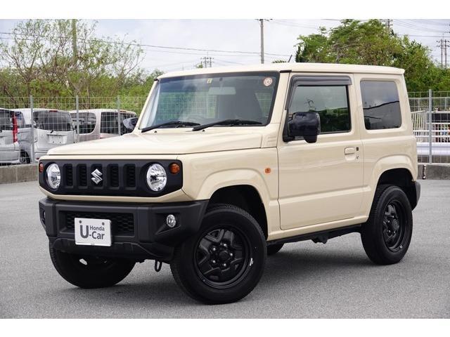 沖縄県豊見城市の中古車ならジムニー XL ナビ付