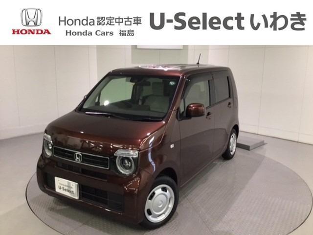 ホンダ N-WGN Lホンダセンシング デモカー/純正ナビ/Rカメラ/シートヒーター