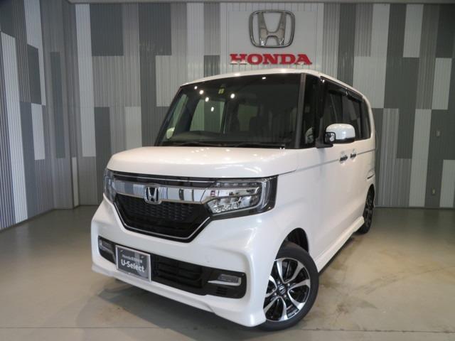 ホンダ N-BOXカスタム G・Lホンダセンシング ワンオーナー車
