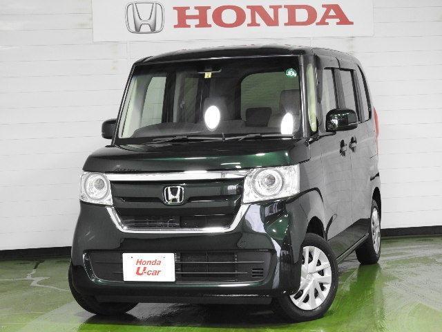 ホンダ N-BOXカスタム G・Lホンダセンシング サポカーS ETC 4WD