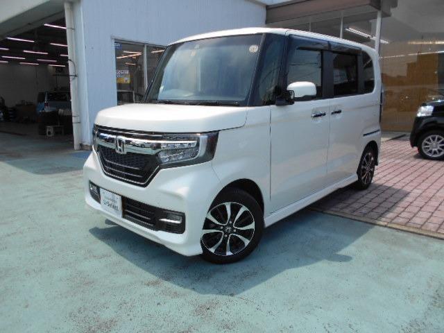 ホンダ G・EXホンダセンシング 純正ナビVXU-185NBi装着車