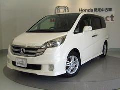 Honda Cars 愛媛 今治産業道路店  ステップワゴン スパーダS HDDナビパッケージ