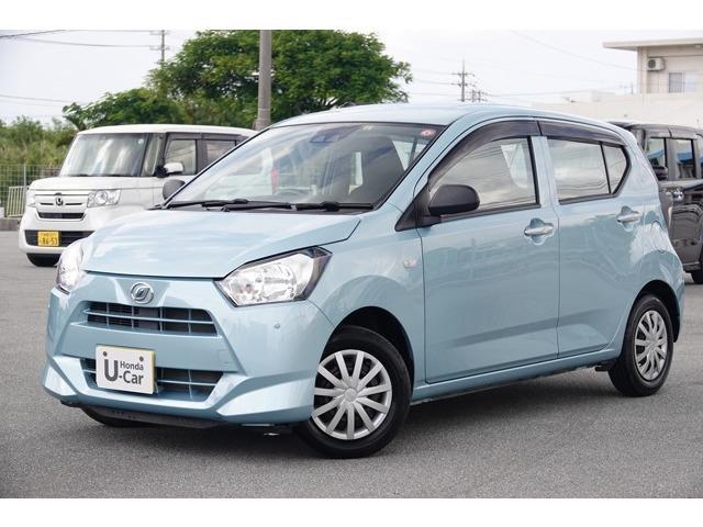 沖縄県の中古車ならミライース L SAIII オーディオ付