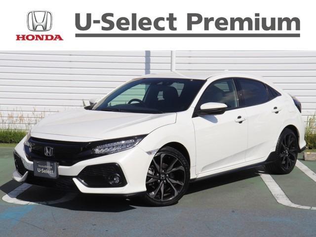 ホンダ シビック 1.5 Honda SENSING ワンオーナ ETC