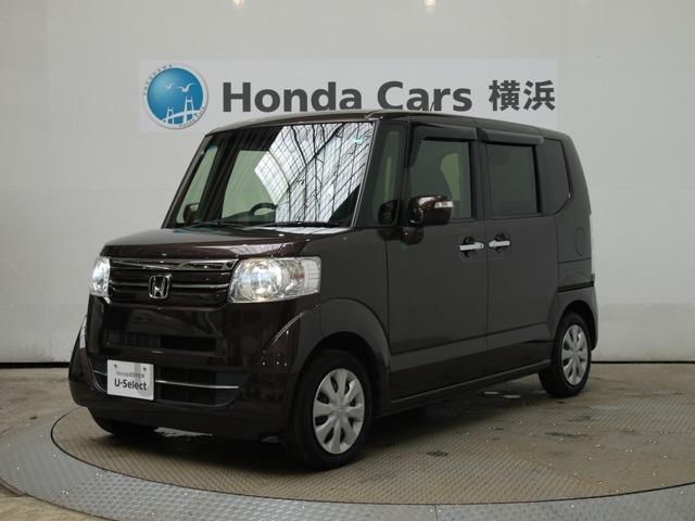 ホンダ N-BOX G・Lパッケージ ワンオーナーMナビリアスライドシート