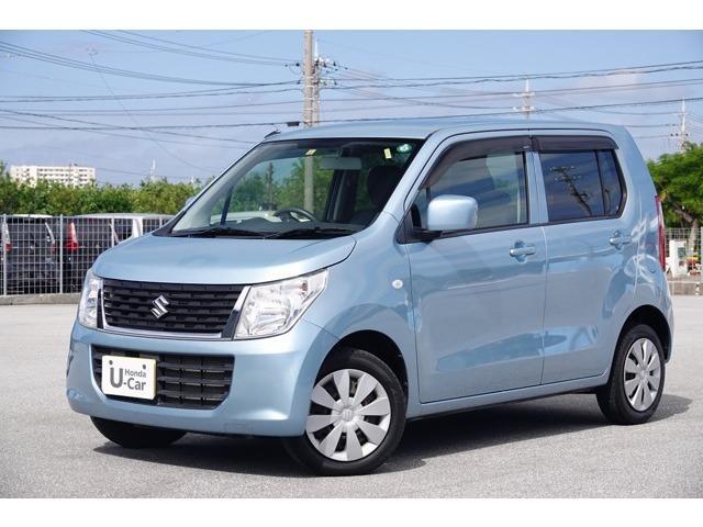 沖縄県の中古車ならワゴンR FX オーディオ付