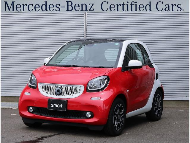 スマート smart fortwo turbo edition1