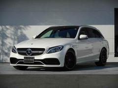 メルセデスAMG C63S Stationwagon