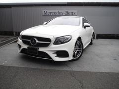 M・ベンツE 200 Coupe Sports