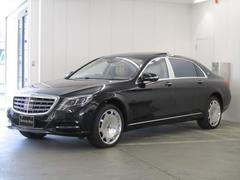 M・マイバッハ Mercedes Maybach S550