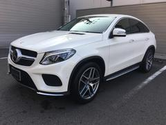 M・ベンツ GLE 350 d 4MATIC Coupe Sports