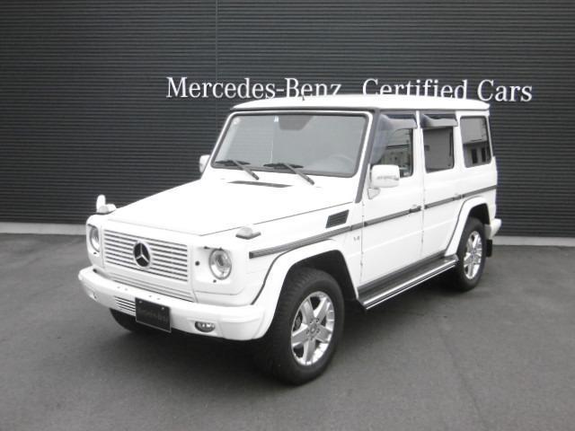 メルセデス・ベンツ G 500