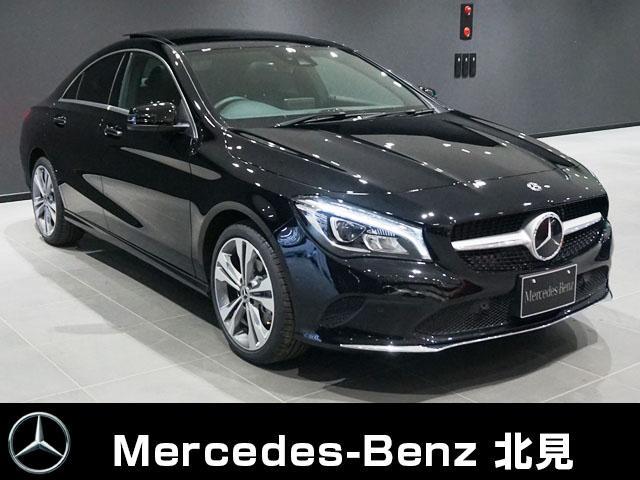 メルセデス・ベンツ CLA220 4マチック