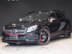 M・ベンツ GLA45 AMG 4MATIC Edition1