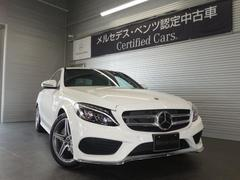 M・ベンツ C220d Laureus Edition