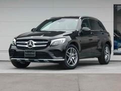 M・ベンツ GLC220d 4MATIC Sports RSPデモカー車