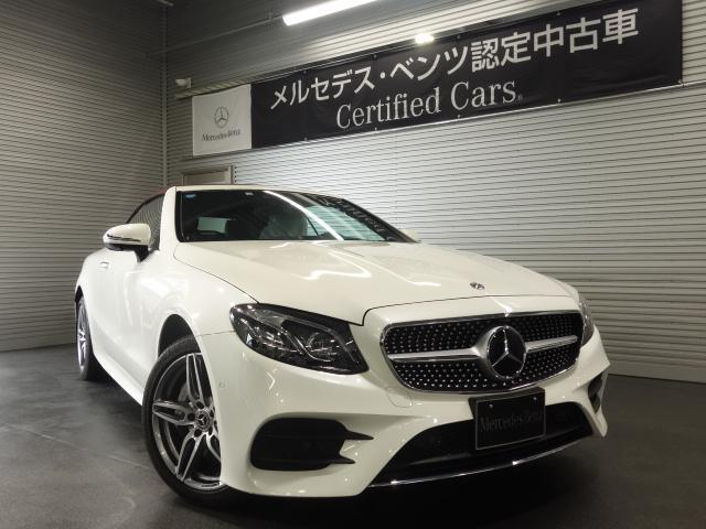 E 400 4MATIC Cabiolet Sports
