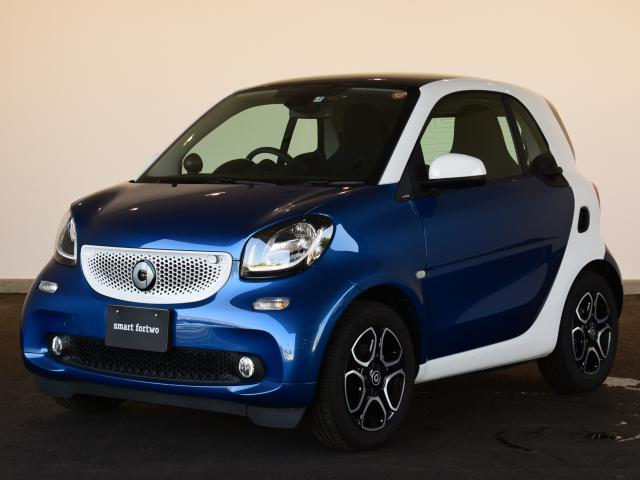 スマート smart fortwo turbo line-up