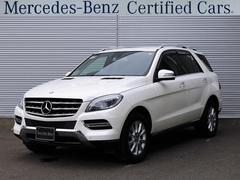M・ベンツ ML 350 BlueTEC 4MATIC 認定中古車