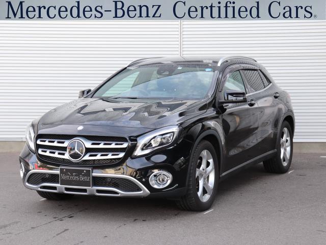 メルセデス・ベンツ GLA 220 4MATIC Mercedes認定中古車
