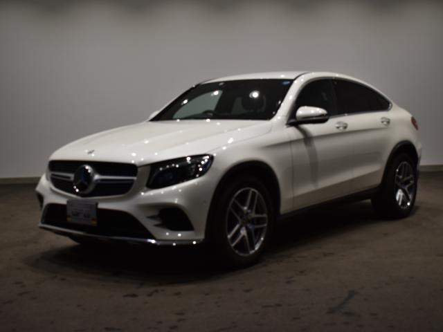 GLC 220d 4MATIC Coupe Sports(1枚目)