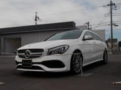 M・ベンツ CLA 180 Shooting Brake AMG Style