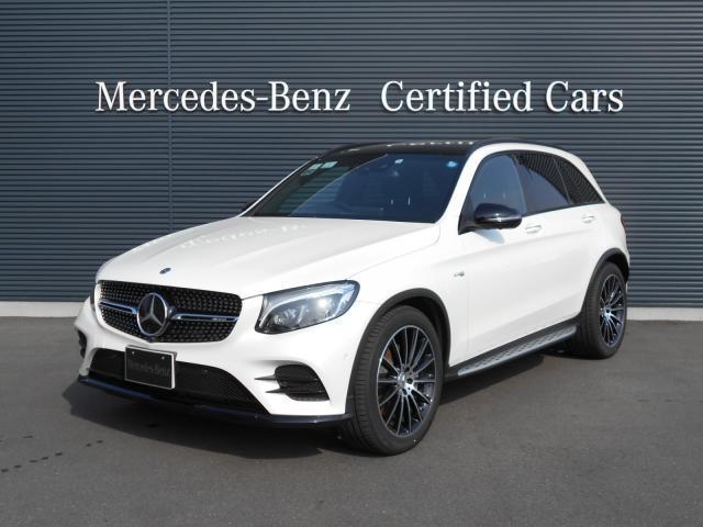Mercedes-AMG GLC43 4MATIC(1枚目)