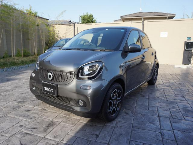 スマート smart forfour 52kw Prime for Kyoto