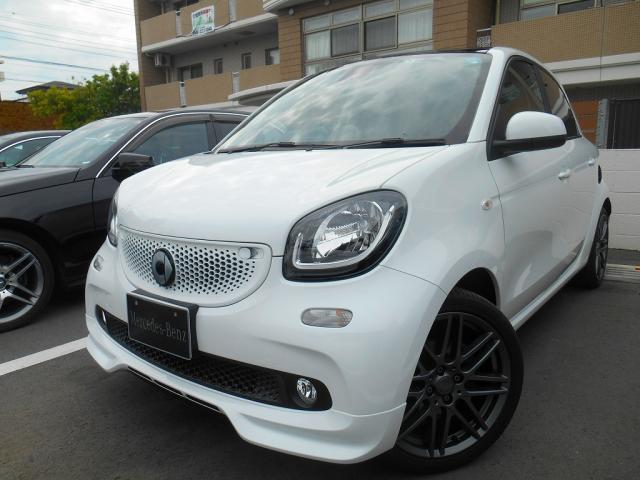 スマート smart forfour BRABUS Sports