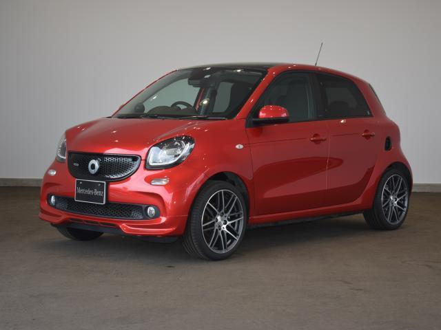 スマート smart BRABUS forfour Xclusive