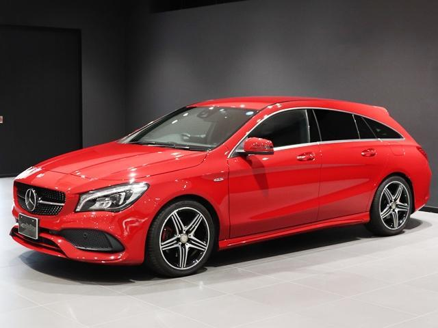メルセデス・ベンツ CLA 250 SPORT 4MATIC Shooting Brake