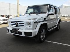 M・ベンツG 350 d