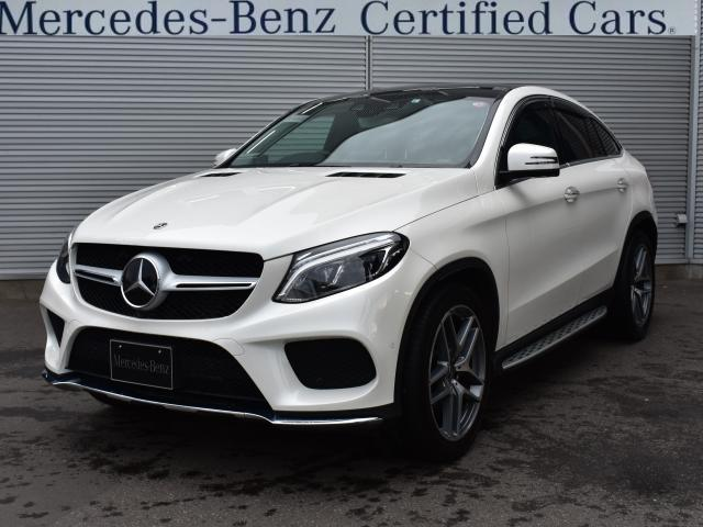 GLE 350 d 4MATIC Coupe Sports