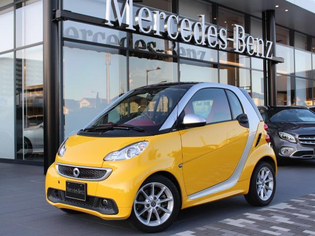 スマート smart fortwo coupe mhd passion