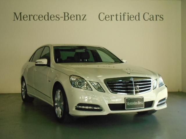 メルセデス・ベンツ E 350 BLUEEFFICIENCY AVANTGARDE