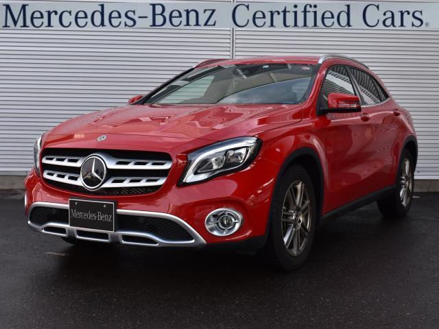 GLA220 4マチック MercedesBenz認定中古車