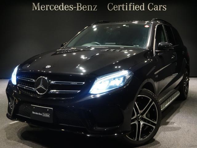 メルセデスAMG GLE43 4マチック 1オーナー ユーザー様買取車