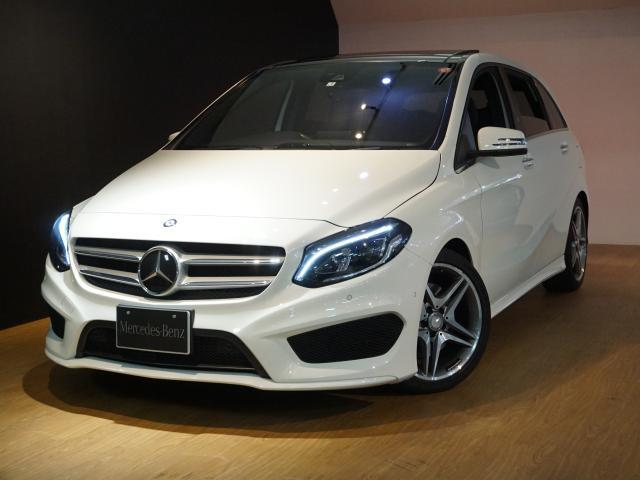 Photo of MERCEDES_BENZ B-CLASS B250 4MATIC SPORTS / used MERCEDES_BENZ