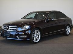 M・ベンツ C 200 CGI BLUEEFFICIENCY AVANTGARDE