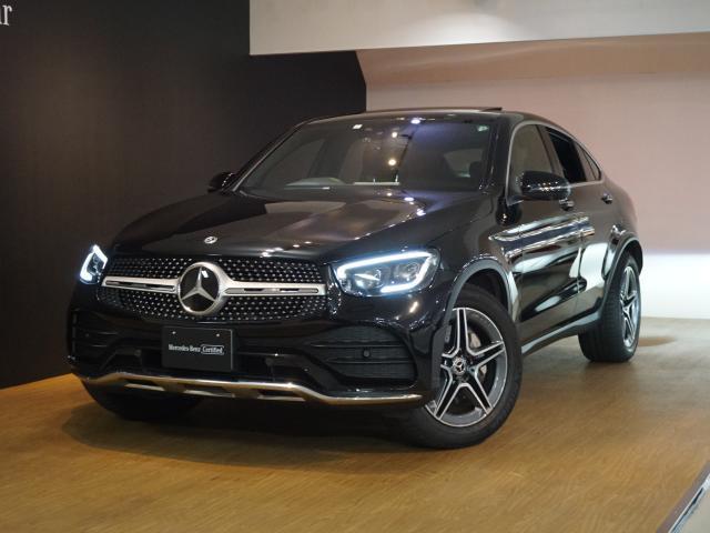 メルセデス・ベンツ GLC220d 4マチック クーペ AMGライン ガラススライディングルーフ レザーエクスクルーシブパッケージ メルセデスケア保証継承 ワンオーナー 正規認定中古車