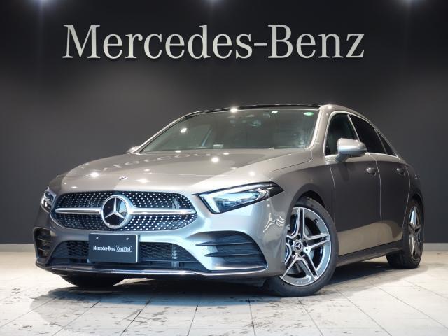 メルセデス・ベンツ A250 4マチック セダン AMGライン 4WD レザー
