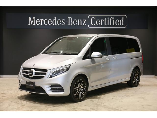 メルセデス・ベンツ V 220 d AMGライン ベーシックP レザーP 禁煙車 認定中古車