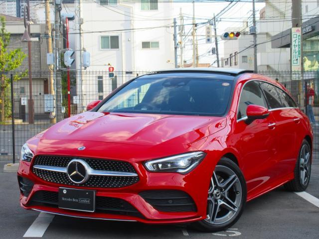 MERCEDES BENZ CLA-CLASS SHOOTING BRAKE