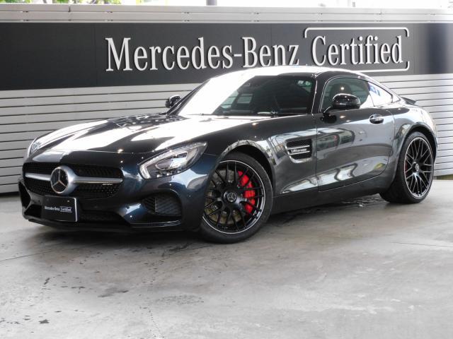メルセデスAMG GT S