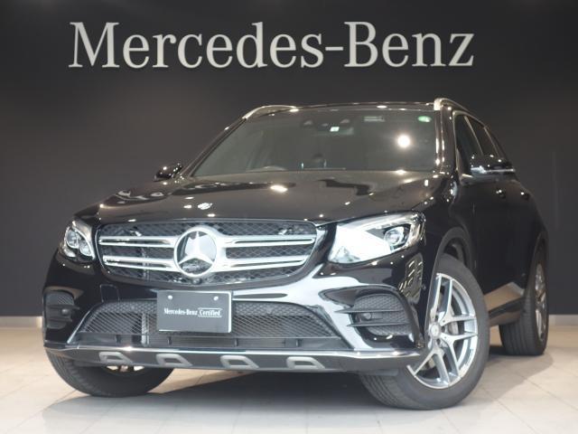 メルセデス・ベンツ GLC250 4マチックスポーツ(本革仕様) 4WD 黒革
